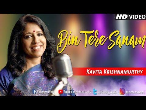 Bin Tere Sanam - Yaara Dildara   Love Song   Live Singing - Kobita Krishna Murti