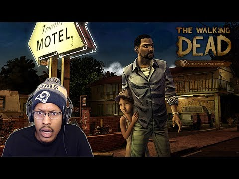 Download OFFICIALLY ADDICTED, LEE IS A BADASS!! | The Walking Dead: Season 1 | #2