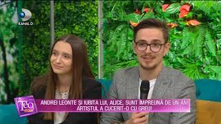 Teo Show (26.10.2018) - Andrei Leonte si Valentin Chis de la Exatlon, provocari cu iubitel ...