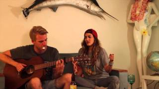 Joelle and Clay: Say It Ain't So (cover)