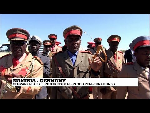 Germany nears reparations deal on Namibia colonial- era killings - Eye on Africa