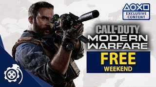 FREE RIGHT NOW! Call of Duty: Modern Warfare 2019