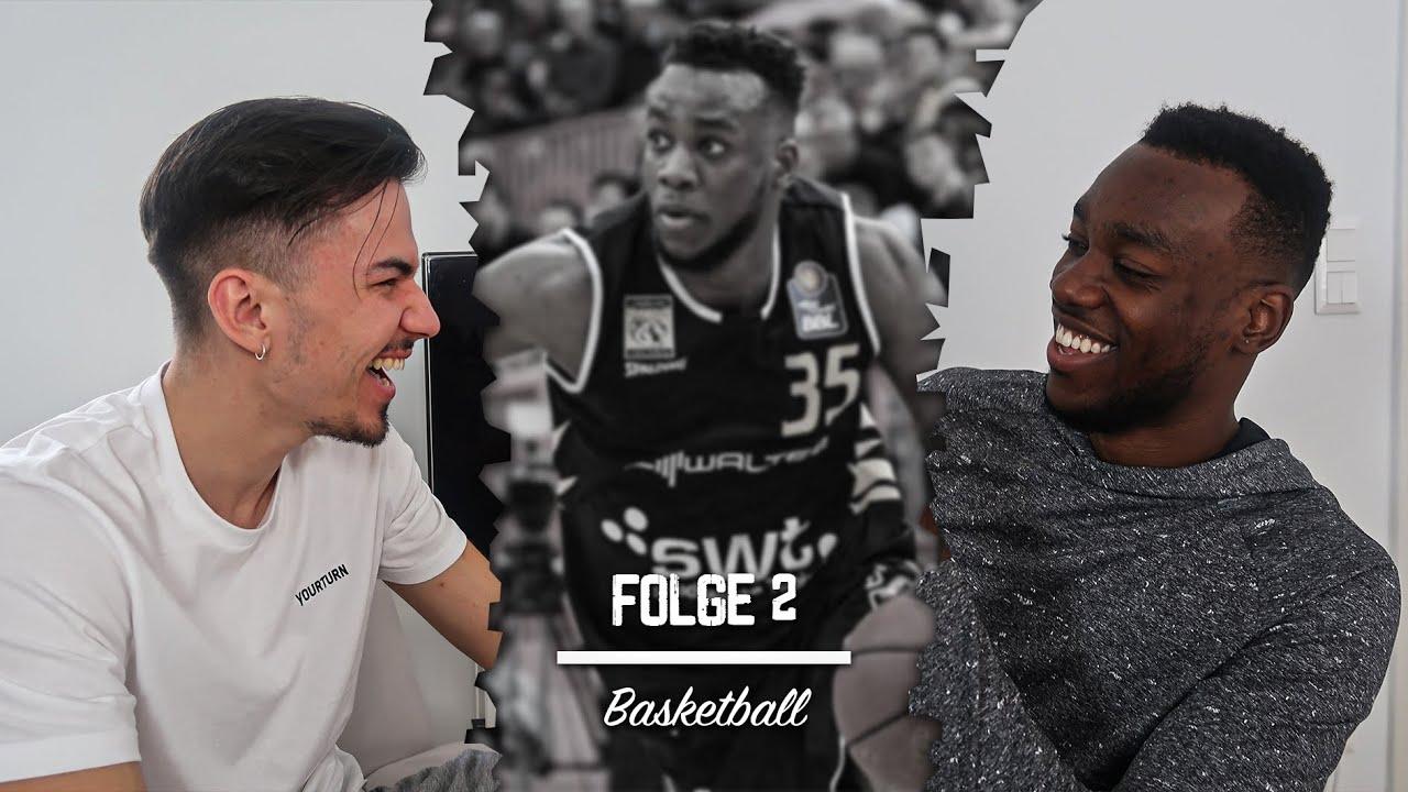 Wie ist es Basketball-Profi zu sein? | BERLINER SCHNAUZE | Podcast #2