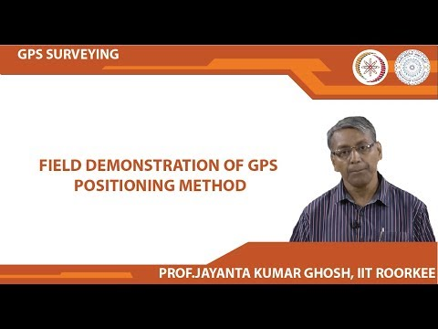 Field demonstration of GPS Positioning Method