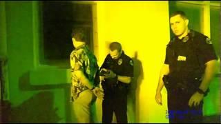 Key West footage: UF student body president's arrest