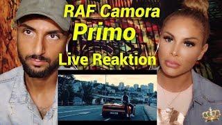 RAF CAMORA - PRIMO / Live Reaktion von Lisha&Lou