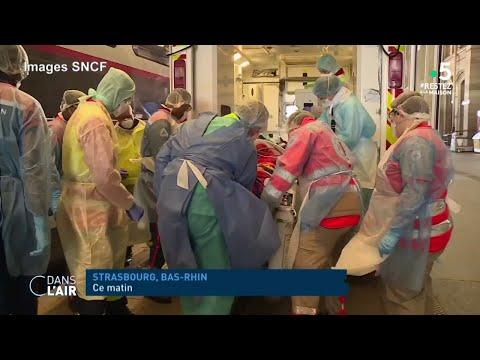 Covid-19: les soignants face à la vague de malades - Reportage #cdanslair 26.03.2020