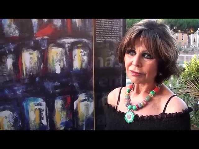 Karen Thomas Astrattismo Figurativo - Mostra di Pittura