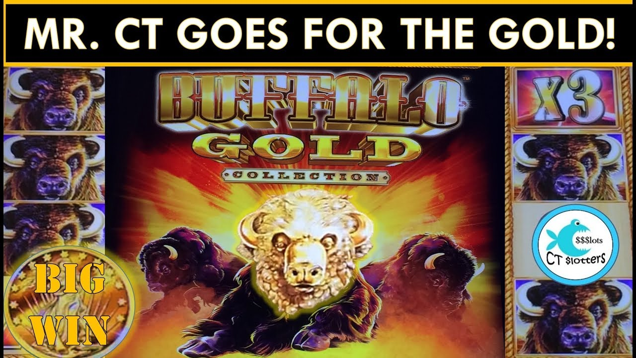 Buffalo Gold Slot Online