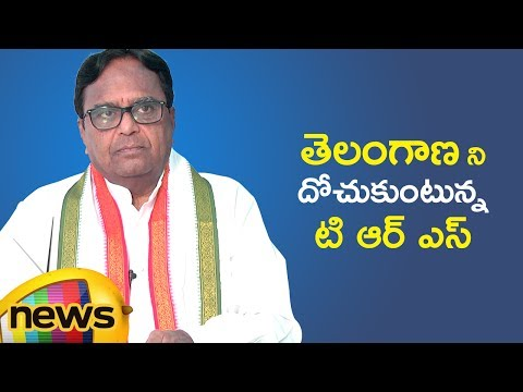 Did You Support Sonia Gandhi In Telangana Formation? | Mango News