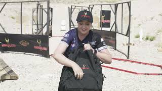 Team Safariland's Julie Golob | Safariland Range Backpack