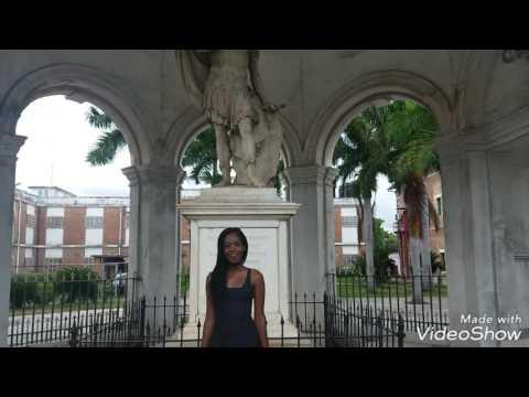 Historical Trip: Emancipation Square Spanish Town Jamaica