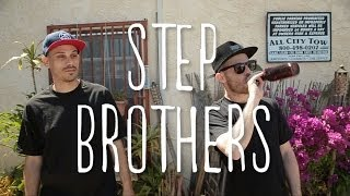 Step Brothers (Alchemist & Evidence) - Step Masters (Official Video)