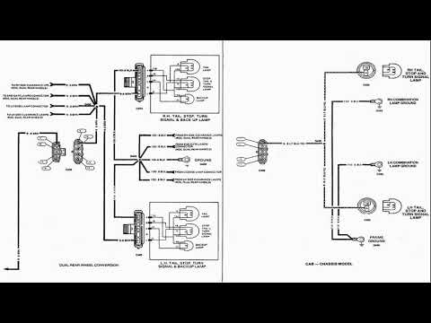flatbed trailer wiring diagram free picture schematic chevrolet silverado  2007 2014  wiring diagram youtube  chevrolet silverado  2007 2014  wiring