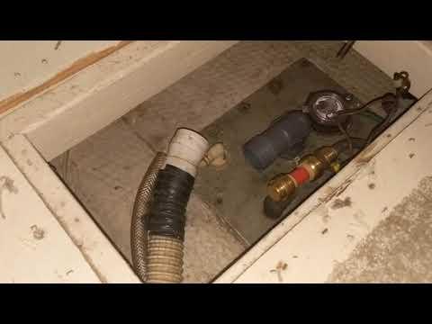 Fresh water tank repair preview