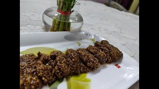 # weight loss chikki TASTY AND EASY TO MAKE WEIGHT LOSS CHIKKI || HOMEMADE CHIKKI