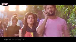 #YentiYenti  Yenti Yenti Video Song | Geetha Govindam Songs | Vijay Devarakonda, Rashmika Mandanna