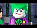 LEGO Batman The Videogame - All Cutscenes Full Movie HD