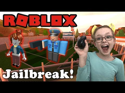 9 Year Old Girl Plays Roblox Jailbreak WITH FACECAM!!