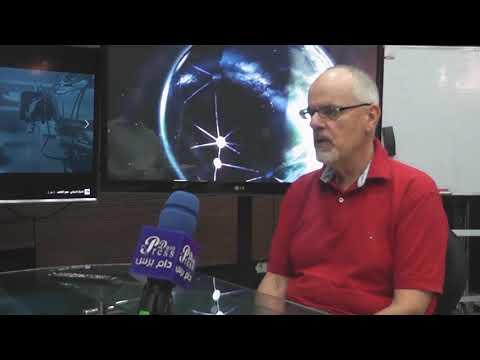 دام برس : البروفيسور تيم أندرسون في لقاء خاص مع مؤسسة دام برس الاعلامية