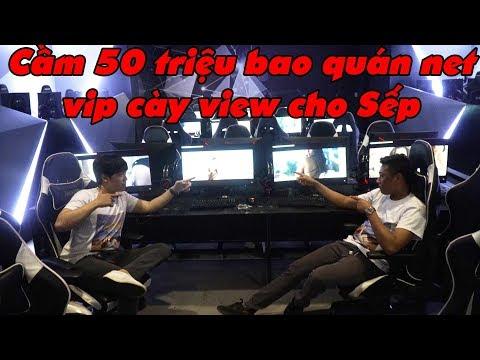 HuyLê Cầm 50 Triệu Bao Quán Nét Để Cày View Cho Sơn Tùng Đứng Top 1 Thế Giới | Hãy Trao Cho Anh