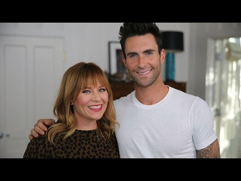 adam levine on the voice maroon 5 and proactiv youtube