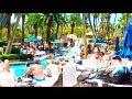 Downtown Grand Citrus Pool Deck Video Tour in Downtown Las Vegas