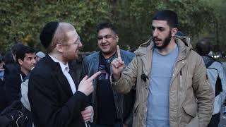 Jewish Questions! Ali Dawah & Jewish Visitor | Speaker Corner | Hyde Park