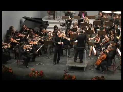 Brahms Concierto Violin 1/5