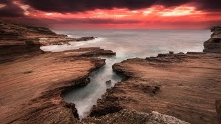 seascape photography vlog 7 w sony a99ii ilca99m2 tamron 28 75 f2 8 b w nd filter