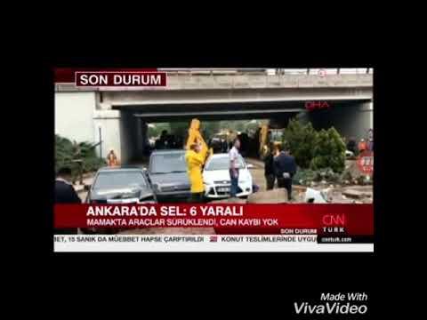 Ankara mamakta sel felaketi 6 yaralı