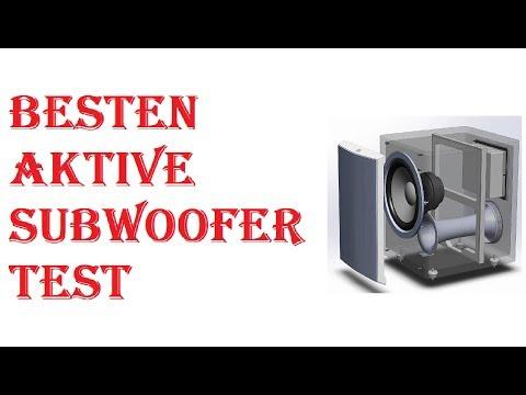 Besten Aktive Subwoofer Test 2018