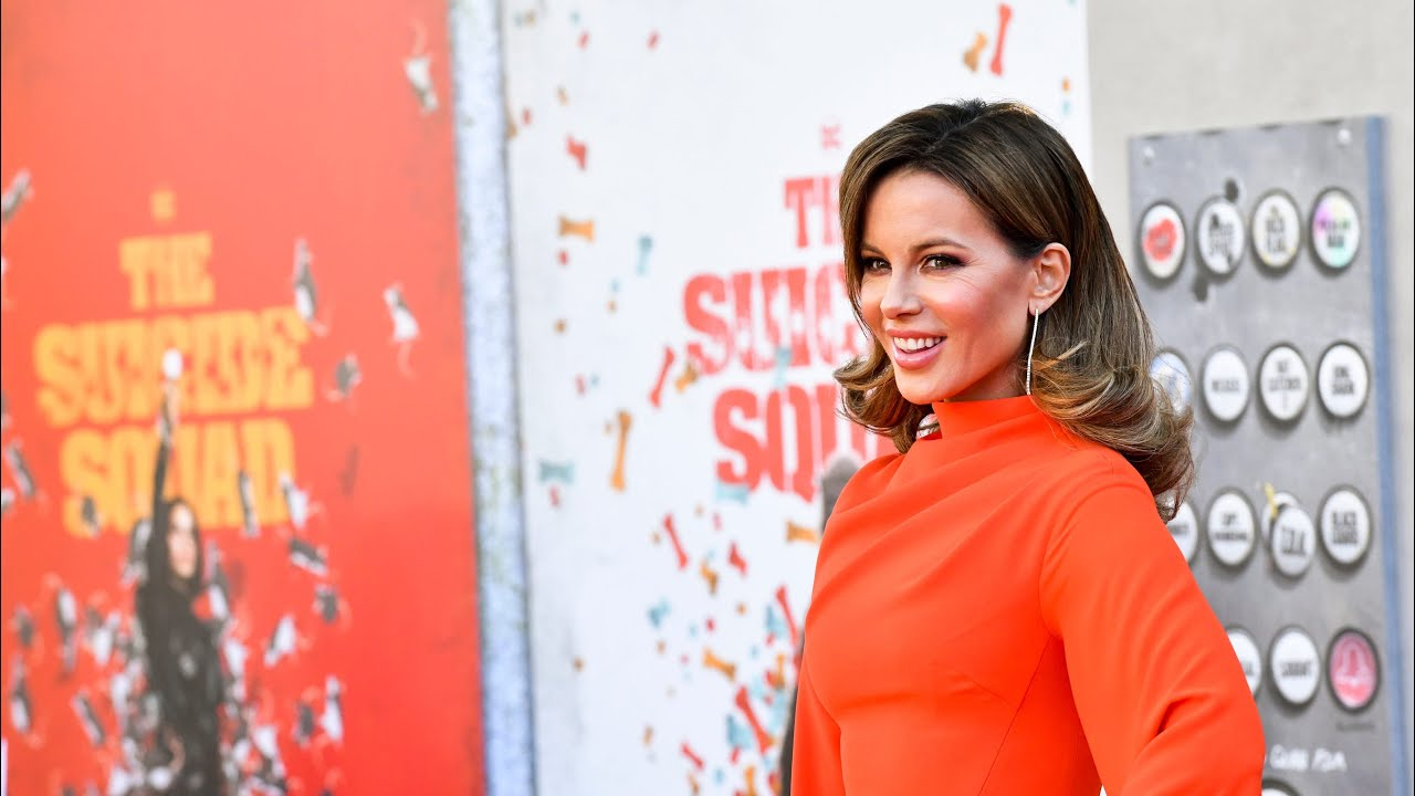 Kate Beckinsale reveals she injured her back 'putting on a pair of ...