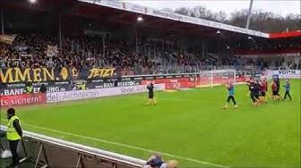 2.Liga   1. FC Heidenheim - SG Dynamo Dresden 0:0 (0:0) Impressionen vom Spiel 02.02.2020