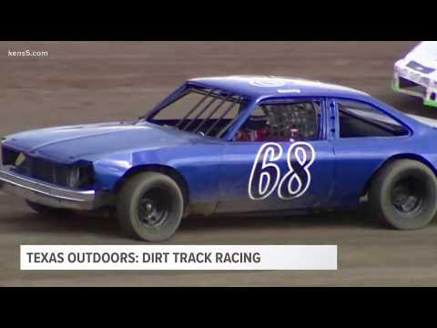 Texas Outdoors: Dirt Track Racing