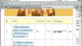 Сайт на Автопилоте Заработка | Создать Сайт и Зарабатывать от 500 Рублей в День