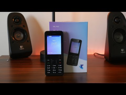 $9 Phone With $10 Credit Included!! ZTE F327S Unboxing