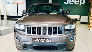 NEW 2018 Jeep Grand Cherokee - Exterior & Interior