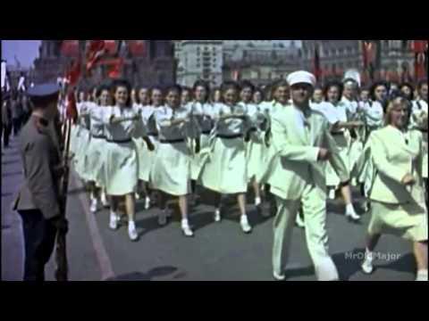 «Москва майская» [Парад