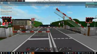 ROBLOX Swinderby Station Level Crossing Malfunctions (26/08/16)
