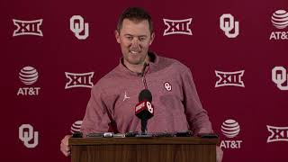 OU Football: Riley looks to West Virginia Game