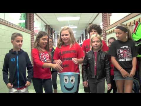 Bucket Fillers Bemus Point Elementary 2015