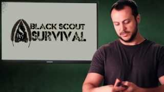 Black Scout Survival - Building a Bargain Bugout Bag - Water Purification