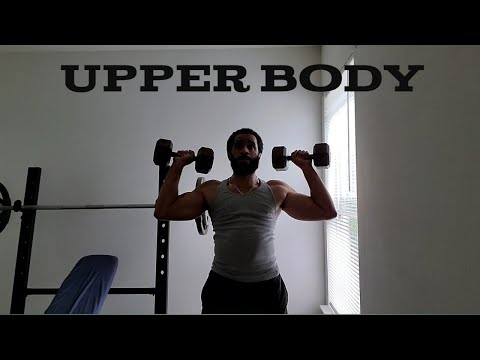 Best Time Saving Workout (Upper Body)