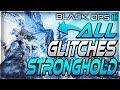 Black Ops 3 Glitches : Tous Les Glitches De La Carte Stronghold ! - BO3 Glitches 1.25 - PS4