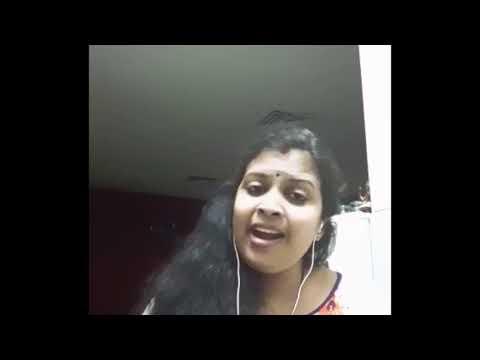 Chinna Chinna Vanna Kuyil Smule Karaoke by Ramya Sajith
