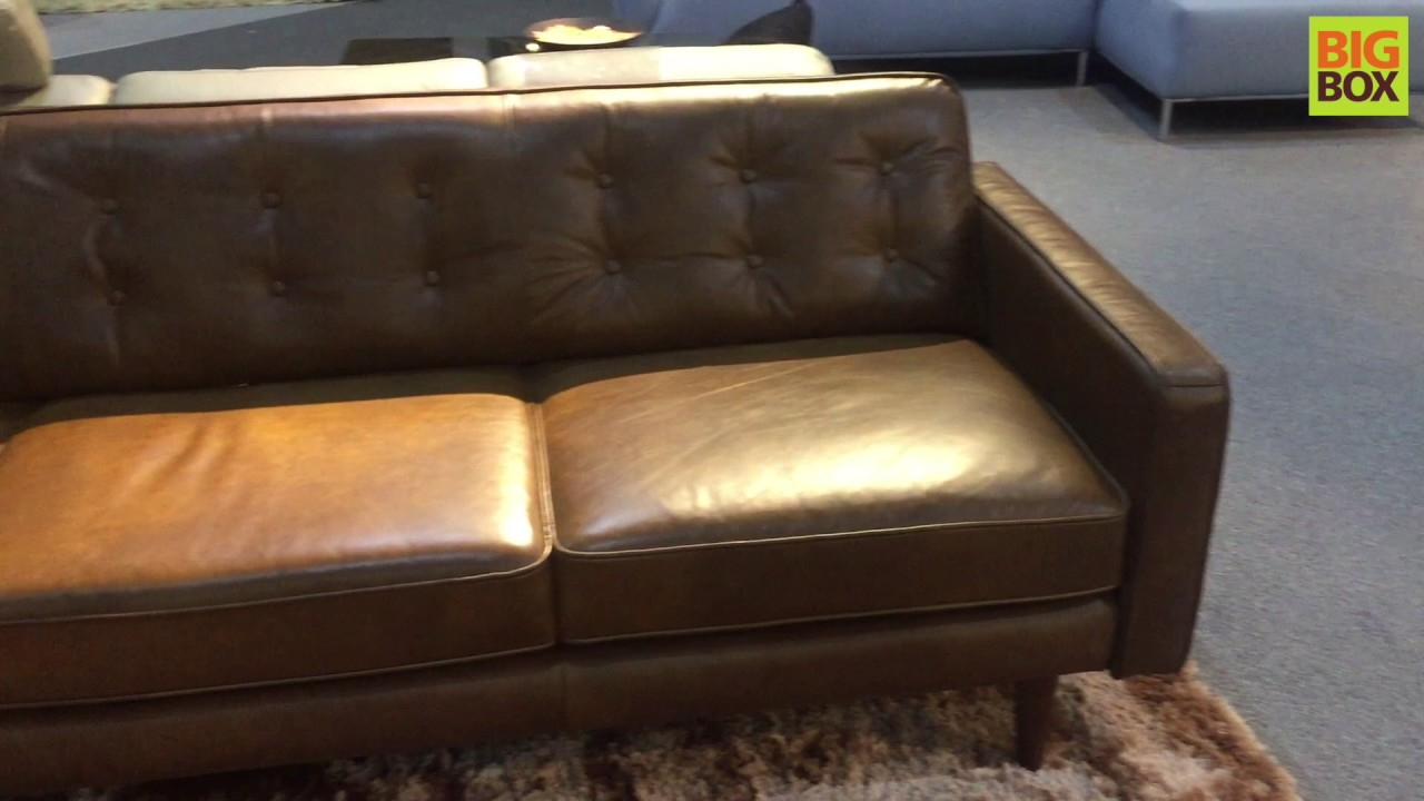 Euro Sofa The Best Full Leather