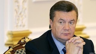 Ukraine President Yanukovych office seized by protesters, residence abandoned, whereabouts unknown