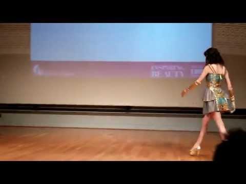 Samantha Rei showcase at 2015 Ebony Fashion Fair Show - Minneapolis