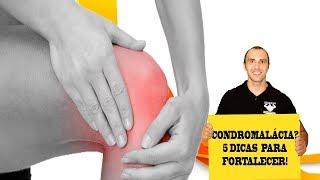 De joelho depois sentar no na perna dor